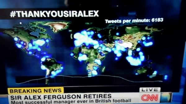 Реакция твиттера на новость