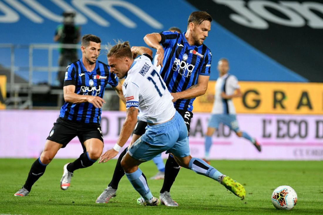Аталанта - Лацио: видео голов и обзор матча