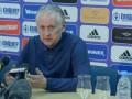 Тренер сборной Украины: Попросили футболистов игрой доказать, что мы все вместе