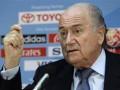 Блаттер поддержал идею провести ЧМ-2022 в Катаре зимой