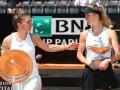 Халеп: После Шараповой в финале со Свитолиной чувствовала себя неважно
