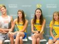 Призеры чемпионата Европы по легкой атлетике встретились с болельщиками в Киеве