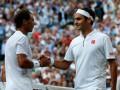 Надаль - Федерер: видео обзор полуфинального матча Уимблдона