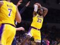 Скрытый пас ЛеБрона на Ингрема – лучший момент дня в НБА