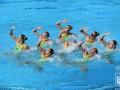 Синхронное плаванье: Украинки остановились в шаге от медали