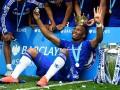 Легендарный Дрогба бурно отреагировал на победный пенальти Челси в матче Лиги Европы