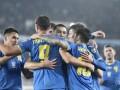 Украина сохранила второе место в отборочной группе ЧМ-2022