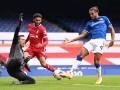 Эвертон - Ливерпуль 2:2 видео голов и обзор матча чемпионата Англии