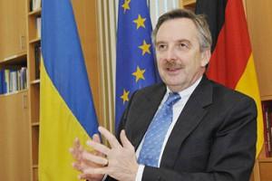 Немецкий посол впечатлен радушием и гостеприимностью украинцев