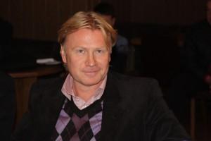 Глава Украинской Лиги каратэ Александр Негатуров