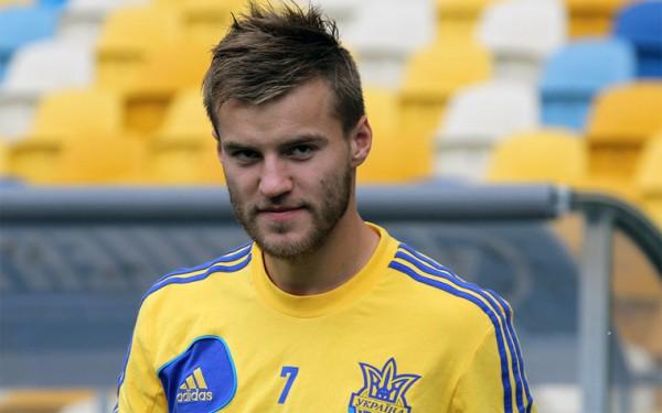 Динамо Киев не будет продавать Андрея Ярмоленко