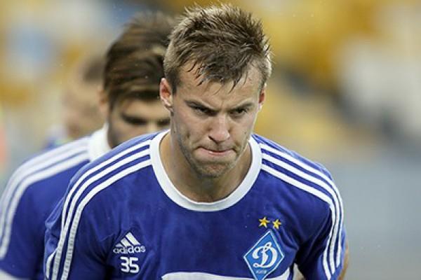 Ярмоленко извинился перед игроком Ильичевца