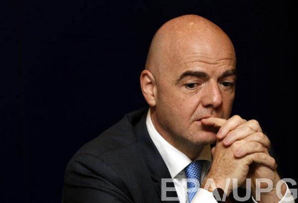 Новый президент ФИФА «вляпался» вкоррупционный скандал