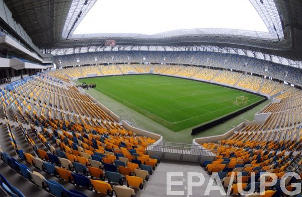 Арена Львов будет принимать матчи Карпат во второй половине сезона