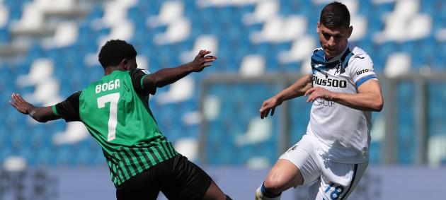 Малиновский второй раз подряд стал игроком месяца в Аталанте