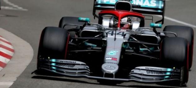 Хэмилтон выиграл квалификацию в Монако