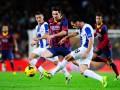 Эспаньол - Барселона 0:2 Трансляция матча чемпионата Испании