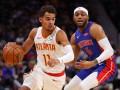 НБА: Атланта с Ленем обыграла Детройт Михайлюка, Клипперс разгромил Голден Стэйт