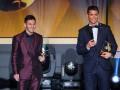 Месси: Расстроился, когда Роналду сравнялся со мной по количеству Золотых мячей