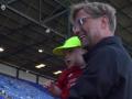 Милота дня: Маленький фанат прервал тренировку Ливерпуля