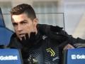 Роналду впервые начал матч Серии А на скамейке запасных, а выйдя на замену забил гол