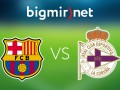 Барселона - Депортиво 2:2  трансляция матча чемпионата Испании