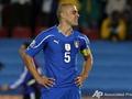 Голый король. Италия бесславно покидает Чемпионат мира