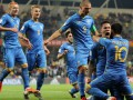 Украина - Катар 1:0 как это было
