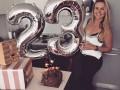 Свитолина показала, как отпраздновала 23-й день рождения