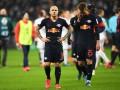 Три футболиста Лейпцига вышли на поединок ЛЧ в форме, отличной от своих одноклубников