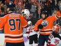 НХЛ: Анахайм проиграл Нэшвиллу, Эдмонтон победил Нью-Джерси