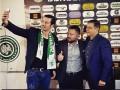 Милевский подписал контракт с румынским клубом