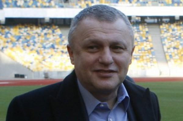 Игорь Суркис не намерен участвовать в выборах президента УПЛ