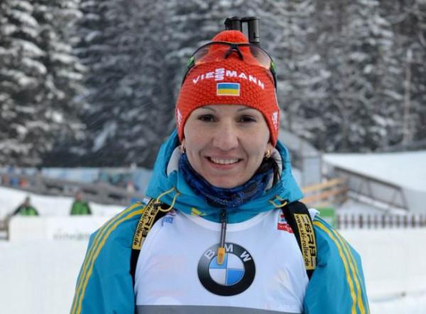 Пидгрушная стала лучшей из украинок в индивидуальной гонке