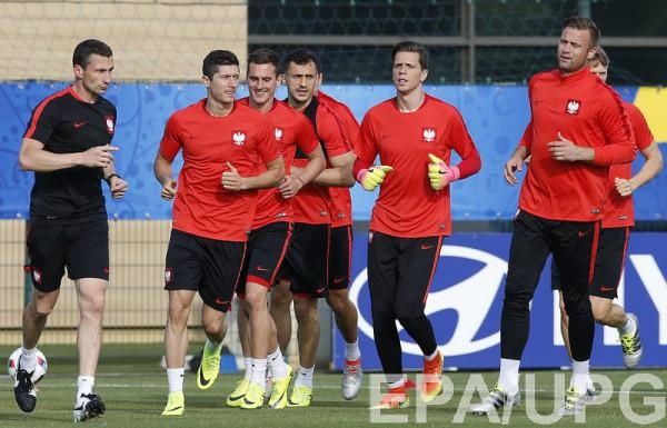 Польша - Португалия: Вероятные составы команд