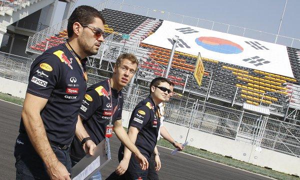 Трасса в Корее лишь второй раз примет Гран-при Формулы-1