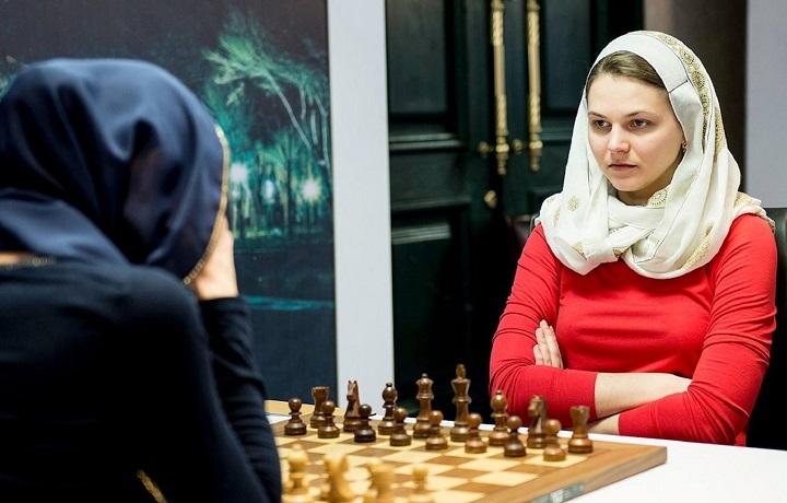 Пост шахматистки Анны Музычук об отказе ехать в Саудовскую Аравию стал самым популярным в