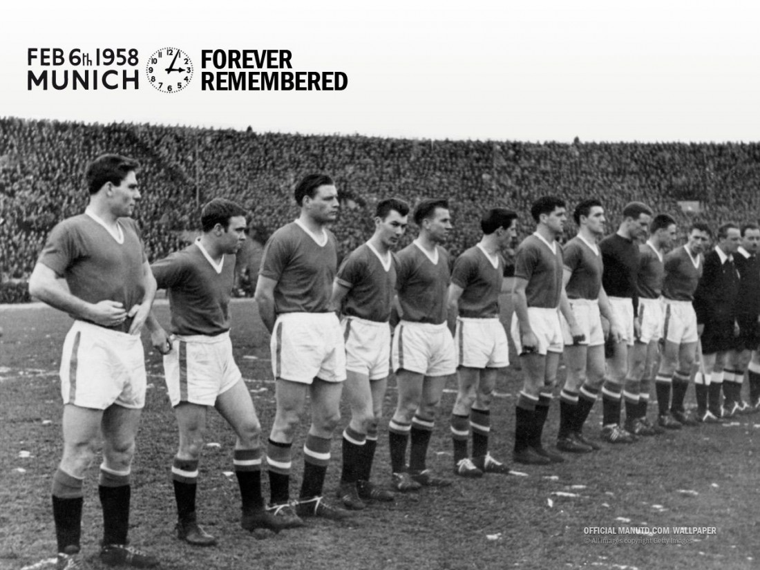 Манчестер юнайтед трагедия в истории спорта