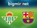 Бетис - Барселона 1:1 Онлайн трансляция матча чемпионата Испании