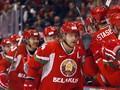 Хоккей: Белорусы добывают первую победу в Ванкувере