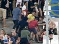 Во Франции арестованы 43 болельщика сборной России