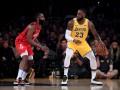 НБА: Хьюстон уступил Лейкерс, Портленд победил Бруклин