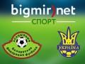 Беларусь - Украина 0:2 текстовая трансляция матча отбора Евро-2016