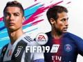 На обложке FIFA 19 появятся Роналду и Неймар