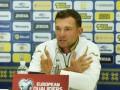 Шевченко: Понимаем значимость матча с Сербией и надеемся на хорошую поддержку