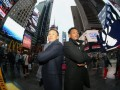 Головкин – Джейкобс: Битва взглядов на главной площади Нью-Йорка
