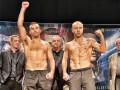 Украинец Бурсак дважды отправил Лемье в нокдаун, но проиграл бой