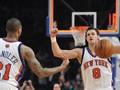 NBA: Нью-Йорк побеждает Шарлотт