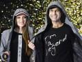 Из биатлона - в модели: Бьорндален и Домрачева представили новую линию одежды