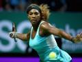 Серена Уильямс в пятый раз победила на Итоговом турнире WTA